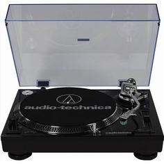 Audio Technica AT-LP120-USB Direct-Drive Turntable with USB & Pre-Amp