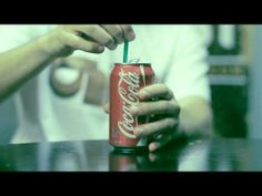 How to Sip a Soda, Like a Sir - Blow your mind early on a Monday morning.
