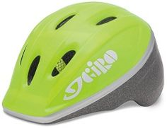 Giro Me2 Infant Bike Helmet takes aerodynamics to greater heights. The helmet has a streamline shape to help your kid slice through the wind with ease. It is perfectly molded to conform to the natural contours of the head without compromising its stylish design. More details at http://bestbalancebikereviewed.com/guide-best-toddler-bike-helmet/