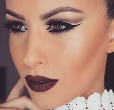 Makeup perfection <3 <3