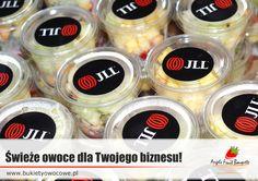 Fruits for business!  Owoce dla biznesu!