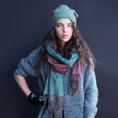 Price Modern winter hat with knit pattern and patch of manufacturer. The fallen model is very favourite this season. Suitable for different outfits. Winter Hats For Women, Knitted Hats, Wool Hats, Caps For Women, Jumpsuits For Women, Your Style, Knitting Patterns, Casual, Cotton