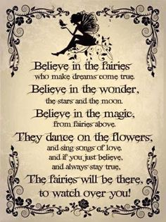 Read now: 24 Fairy Quotes. You can teach children about cultural differences with fairy tales. Find and save 24 Fairy Quotes. Fairy Quotes, Quotes About Fairy Tales, Make Dreams Come True, Fairy Doors, Childrens Room Decor, Fairy Art, Magic Fairy, Book Of Shadows, Metal Signs