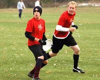 Calvin College intramural sports: Ultimate Frisbee