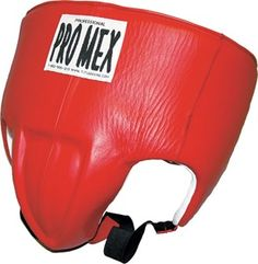 PRO-MEX Professional Foul-Proof Protector Red by PRO-MEX | #BoxingEquipment #GroinProtectorEquipment