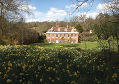 A look inside Bere Court in Pangbourne