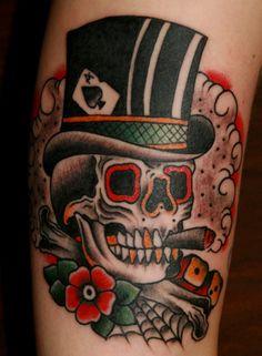 significado da tatuagem de caveira …
