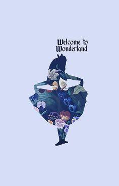 alice, wonderland, and disney image