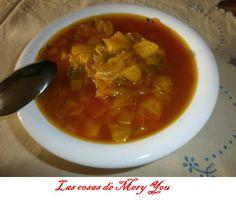 Las Cosas de Mery You: Recetas de cocina y Recetas WW