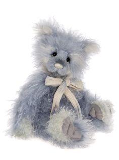 Artist Bears Open-Minded Shane ~ Stunning Plush Bear By Charlie Bears ~ Adorable!!