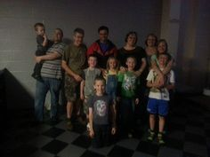 evening of bowling with good friends