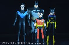 #DCCollectibles #TheNewBatmanAdventures – #Nightwing #Review http://www.toyhypeusa.com/2015/11/27/dc-collectibles-the-new-batman-adventures-nightwing-review/ #DCDirect #Batman #TNBA