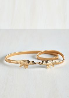 Tranquil Trinket Belt. Infuse your look with mellow marvelousness by accessorizing with this gold belt! #gold #modcloth