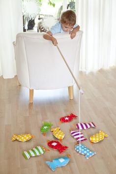 Juegos caseros para niños