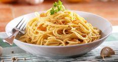 Recette de Spaghettis acidulés au poulet, ail et agrumes. Facile et rapide à réaliser, goûteuse et diététique. Ingrédients, préparation et recettes associées.