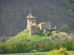 A somoskői vár
