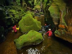 Claustral Canyon in Australia - Picture - Hiking Photo - National Geographic Photo of the Day)