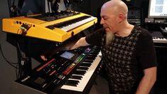 Dream Theater, Home Theater, Dream Studio, Home Studio, Jordan Rudess, Electric Piano, Drum Machine, Jordans, Music Instruments