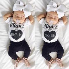 Mama is my Bestie Set