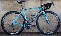 Rigoberto Uran's #Specialized #SWorks Tarmac SL4, Trofeo Platja de Muro - 2014  #PersonalTrainerBologna #bicicletta #bici #ciclismo #sport #endurance #bdc  www.stefanomosca.it