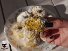 Ghribas à la pistache Biscuits, Ice Cream, Desserts, Food, Battle, Pistachio, Kitchens, Crack Crackers, No Churn Ice Cream