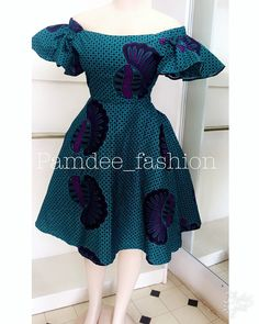 Photo by Pamdee_fashion on October African Dresses For Kids, African Maxi Dresses, Ankara Dress Styles, African Fashion Ankara, Latest African Fashion Dresses, African Print Fashion, African Attire, Style Africain, African Print Skirt