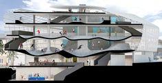 Skate Park by Guy Holloway
