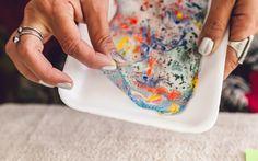 12 técnicas de pintura para crianças - Filhos - iG                              …