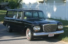Learn more about Paxton Power: 1963 Studebaker Wagonaire Daytona on Bring a Trailer, the home of the best vintage and classic cars online. Car Station, Wagon Cars, Automobile Companies, Shooting Brake, Classic Cars Online, Electric Cars, Vintage Cars, Trucks, Vehicles