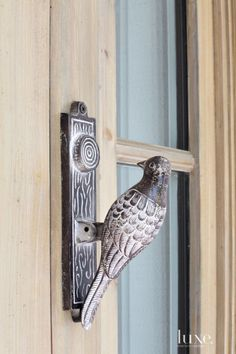 Contemporary Door Knocker