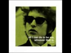 Happy Birthday Bob Dylan!!! :) Bob Dylan - It's all over now baby blue