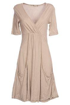 Hammock & Vine Mesh Jersey Tunic Dress $89.95
