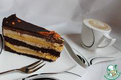 Торт Пудинговый - кулинарный рецепт