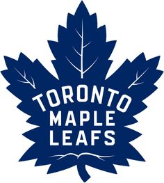 The Toronto Maple Leafs colors are blue and white. Here are the Toronto Maple Leafs color codes if you need them for any of your digital projects. Hockey Logos, Nhl Logos, Hockey Teams, Sports Logos, Ice Hockey, Hockey Stuff, Sports Teams, Hockey Baby, Hockey Girls