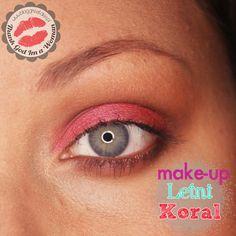 Make-up: Letni koral - lekki makijaż na lato krok po kroku