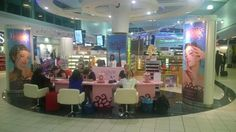 Cloud Nails is open!  Treat yourself before you fly...