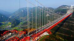 Aizhai Bridge #Aizhai #Bridge