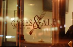 Pricey, but i gotta go....Eating some local, sustainable tasty noms at Cakes & Ale in Downtown Decatur