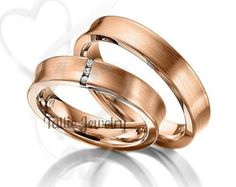 His and Hers Wedding RingsMatching Wedding by TallieJewelry