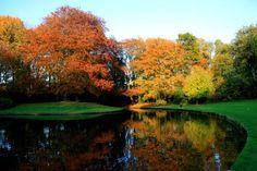 Wooldriks Park., Overijssel, Enschede, Netherlands