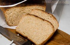 Chleb mleczny na drożdżach