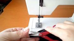 Öltésről öltésre-03. Talpszéles varrás Sewing Hacks, Sewing Projects, Youtube, Knitting, Crochet, Crafts, Scrappy Quilts, Manualidades, Tricot