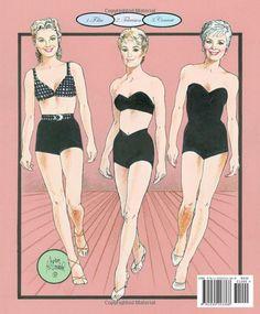 Shirley Jones Paper Dolls: Jim Howard, Paper Dolls: 9781935223368: Amazon.com: Books
