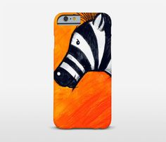 Zebra Phone Case, Illustration Art, Asus Zenfone, iPhone Cases, Galaxy Case, Sony Xperia Cases and more by Macrografiks on Etsy