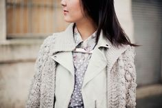 Shini Park from Park & Cube in Alpinestars by Denise Focil's Easy Rider Jacket