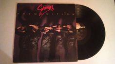 Survivor Premonition LP Vinyl Record 33 RPM 1981 Scotti Brothers Records (VG+) #RocknRoll