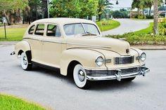 1947 Nash Ambassador Sedan
