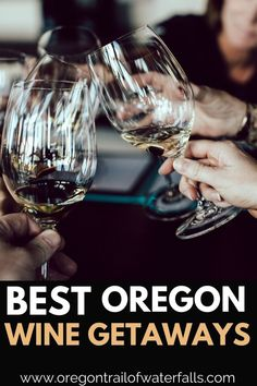 These are the best Oregon wine getaways you and your friends will be talking about for years to come!! See the full list of where to stay by Oregon AVA! Oregon City, Oregon Trail, Oregon Coast, Country Hotel, Country Maps, Oregon Wine Country, Oregon Waterfalls, History For Kids, History Facts