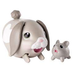 Chubby Puppies & Friends - Satin Angora Bunny