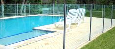 Semi Frameless Glass Fencing, Glass Pool Fencing